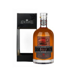 Jamaica 7 Years Old Cask Strength – Rum Nation