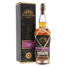 Panama 2007 13 Years Old Champagne Finish – Plantation Rum Single Cask
