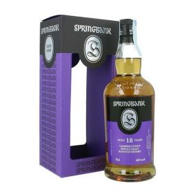 Springbank 18 Years Old
