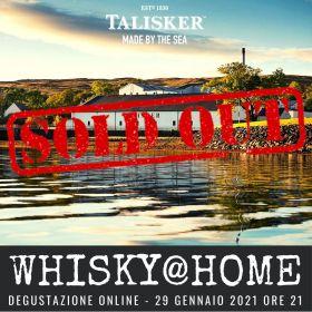 Whisky @ Home - Distilleria Talisker