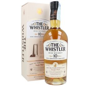 The Whistler Irish Whiskey 10 Years Old