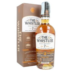 The Whistler Irish Whiskey 7 Years Old Natural Cask Strength