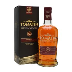 Tomatin 14 Years Old Port Cask Finish