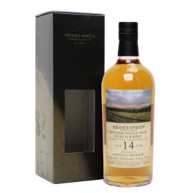 Tomintoul 2005 14 Years Old – Hidden Spirits