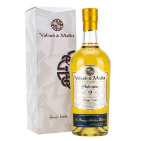 Aultmore 2010 - 9 Years Old (Valinch & Mallet)