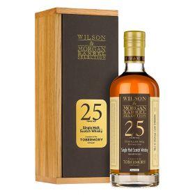 Tobermory 25 Years Old Sherry Wood - Wilson & Morgan