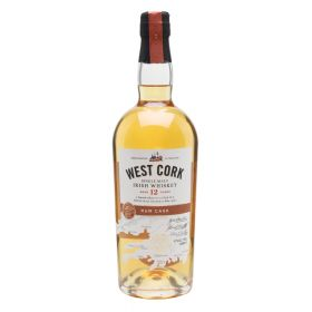 West Cork 10 Years Old Irish Whiskey