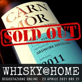 Whisky @ Home Kit di degustazione (23 aprile 2021 ore 21)