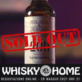 Whisky @ Home Kit di degustazione (28 maggio 2021 ore 21)