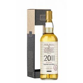 Wilson & Morgan Caol Ila 2011 6 Years Old