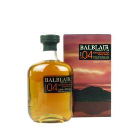 Balblair 2004 - 1st release