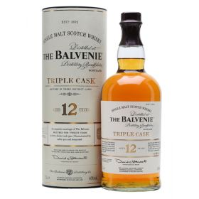 Balvenie 12 Years Old Triple Cask