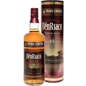 Benriach 15 Years Old Pedro Ximenez Sherry Finish