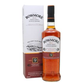 Bowmore 9 Years Old Sherry Cask