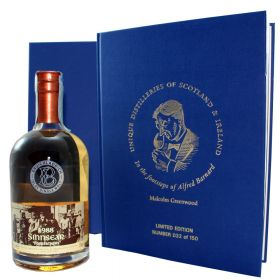 Bruichladdich Sinnsear 1988 + Libro Unique Distilleries of Scotland & Ireland