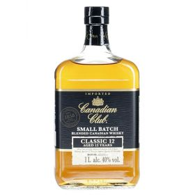 Canadian Club Classic 12 Years Old Small Batch