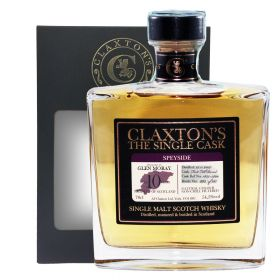 Glen Moray 10 Years Old 2007 – Claxton's Single Cask