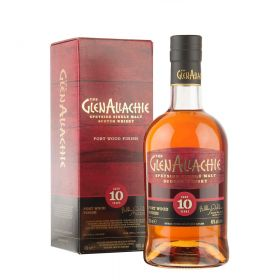 GlenAllachie 10 Years Old Port Finish