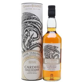 Cardhu Gold Reserve – House Targaryen (Game of Thrones)