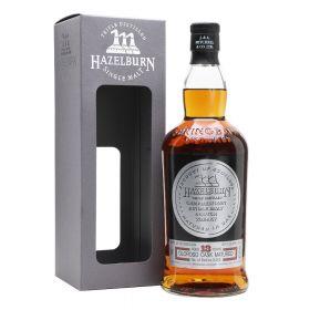 Hazelburn 13 Years Old Sherrywood (2018 Release)