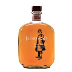 Jefferson's Straight Bourbon Whiskey