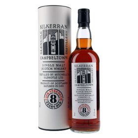 Kilkerran 8 Years Old Cask Strength