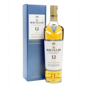 Macallan 12 Years Old Triple Cask
