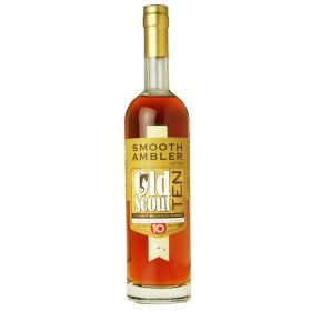 Smooth Ambler Old Scout 10 Years Old Straigth Bourbon