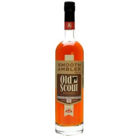 Smooth Ambler Old Scout 7 Years Old Straigth Bourbon