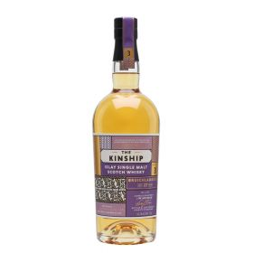 Bruichladdich 27 Years Old – The Kinship Series 2019 (Hunter Laing)