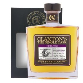 Tullibardine 24 Years Old 1993 – Claxton's Single Cask