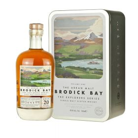 Arran Brodick Bay 20 Years Old