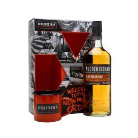 Auchentoshan American Oak Gift Pack