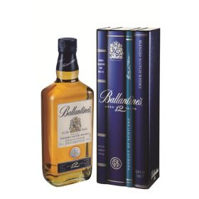 Ballantine's 12 Years Old Confezione Regalo