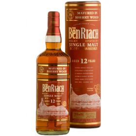 Benriach 12 Years Old Sherry Matured