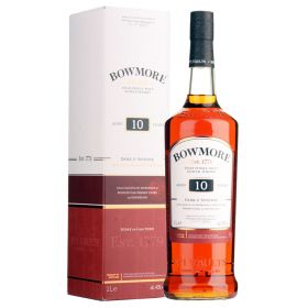 Bowmore 10 Years Old - Dark & Intense
