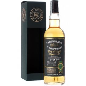 Cadenhead's Mannochmore 19 Years Old 1997