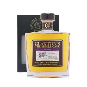 Claxton's Auchroisk 25 Years Old - 1991