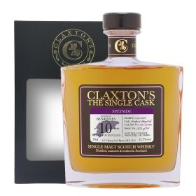Benrinnes 10 Years Old 2008 – Claxton's