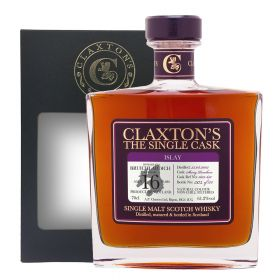 Bruichladdich 16 Years Old 2002 – Claxton's Single Cask