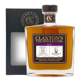Caol Ila 11 Years Old 2008 – Claxton's (esclusiva Whisky Italy)
