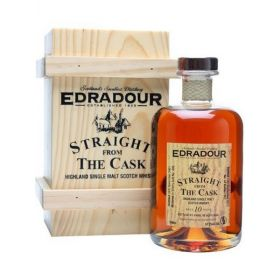 Edradour Straight From The Cask Sherry Butt 10 Years Old