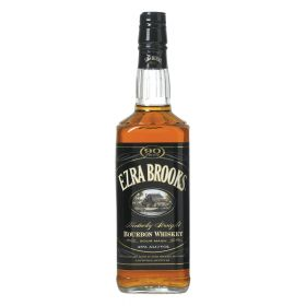 Ezra Brooks Straight Bourbon Whiskey