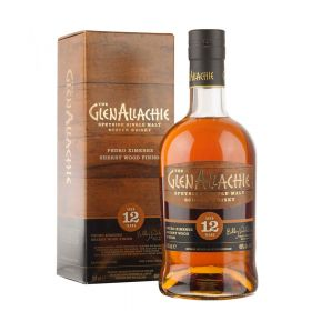 GlenAllachie 12 Years Old Pedro Ximenez Finish