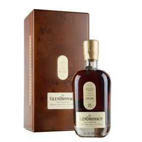 GlenDronach Grandeur 25 Years Old Batch #8