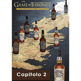 Serata di degustazione: Game of Thrones Capitolo 2 (30 marzo ore 18:00)