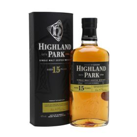 Highland Park 15 Years Old