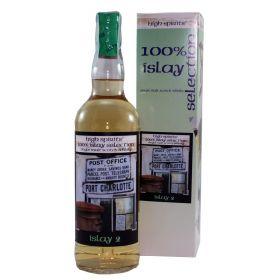Islay 2 – 100% Islay Selection (High Spirits)