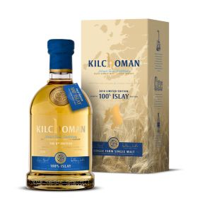 Kilchoman 100% Islay 8th Edition