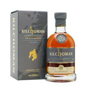 Kilchoman STR Cask Matured